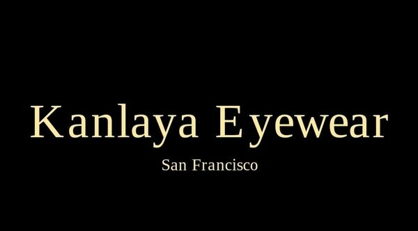 Kanlaya Eyewear