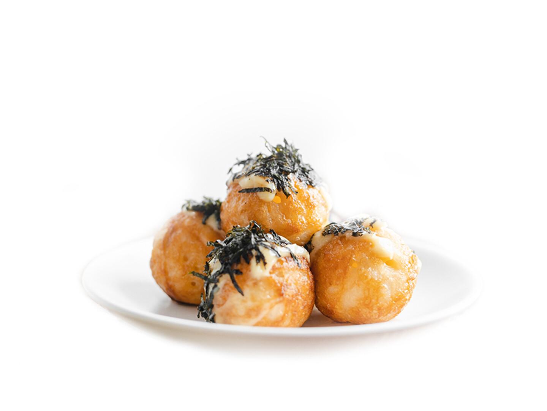 Jumbo Takoyaki (6 pcs)