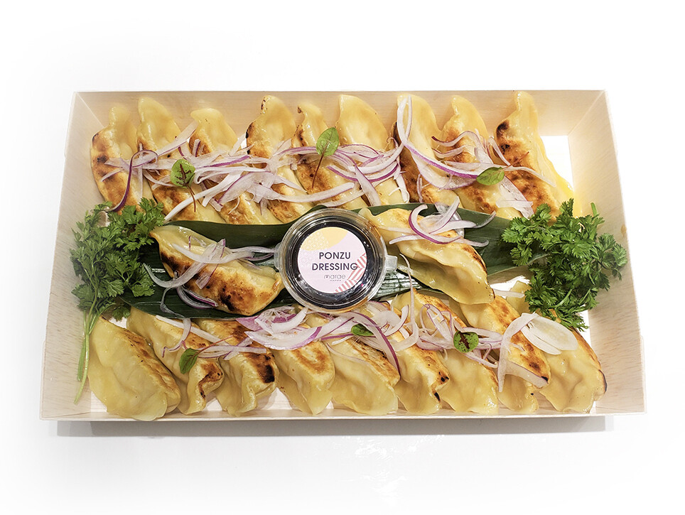 Chicken Gyoza Platter (20 pcs)