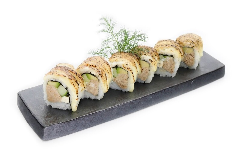 Tuna & Cheese Roll