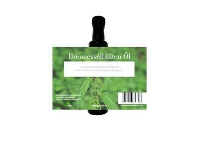 Veganes Brennessel Öl