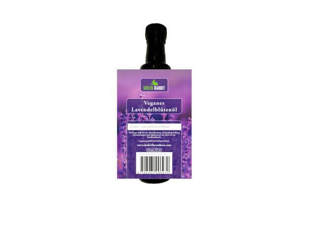 Veganes Lavendel Öl