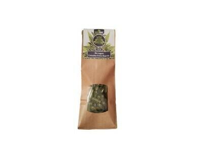 Organic | vegan Nettle-Cannabis Capsules