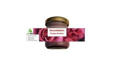 Festes Rosen Parfüm