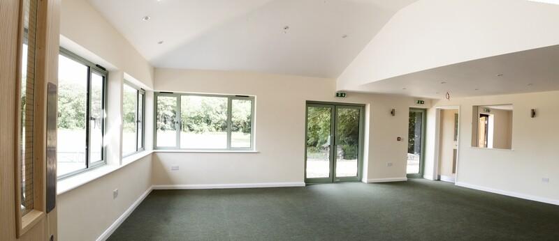 The Pavilion Room, price per hour