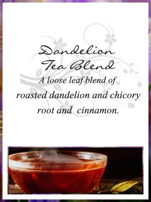Dandelion Tea Blend