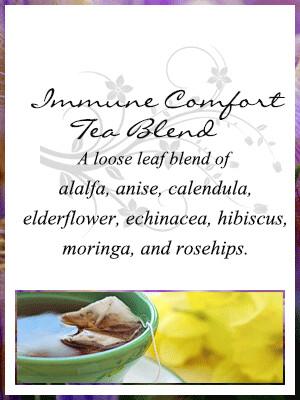 Immune Support Tea Blend