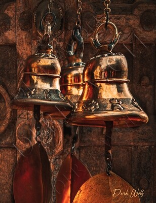 Tibetan Prayer Bells