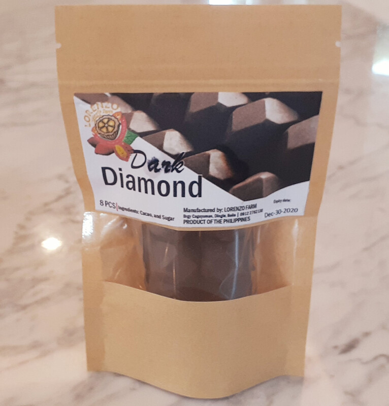 Lorenzo Farm's Dark Diamonds.