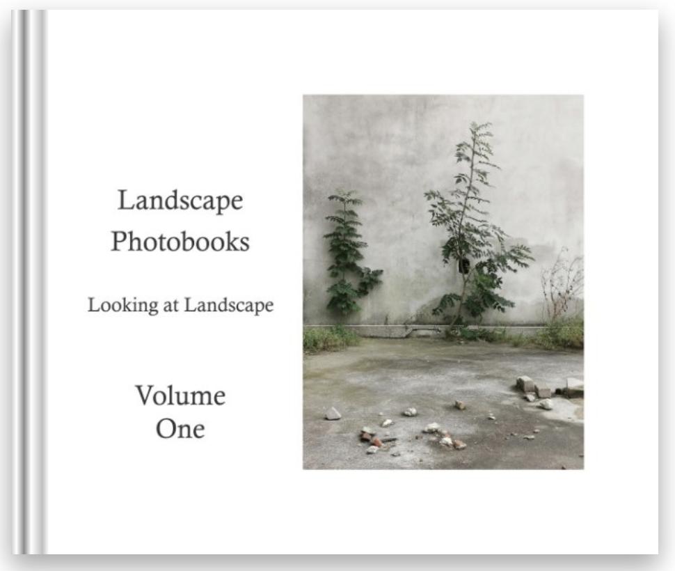 Looking At Landscape - Landscape Photo Books