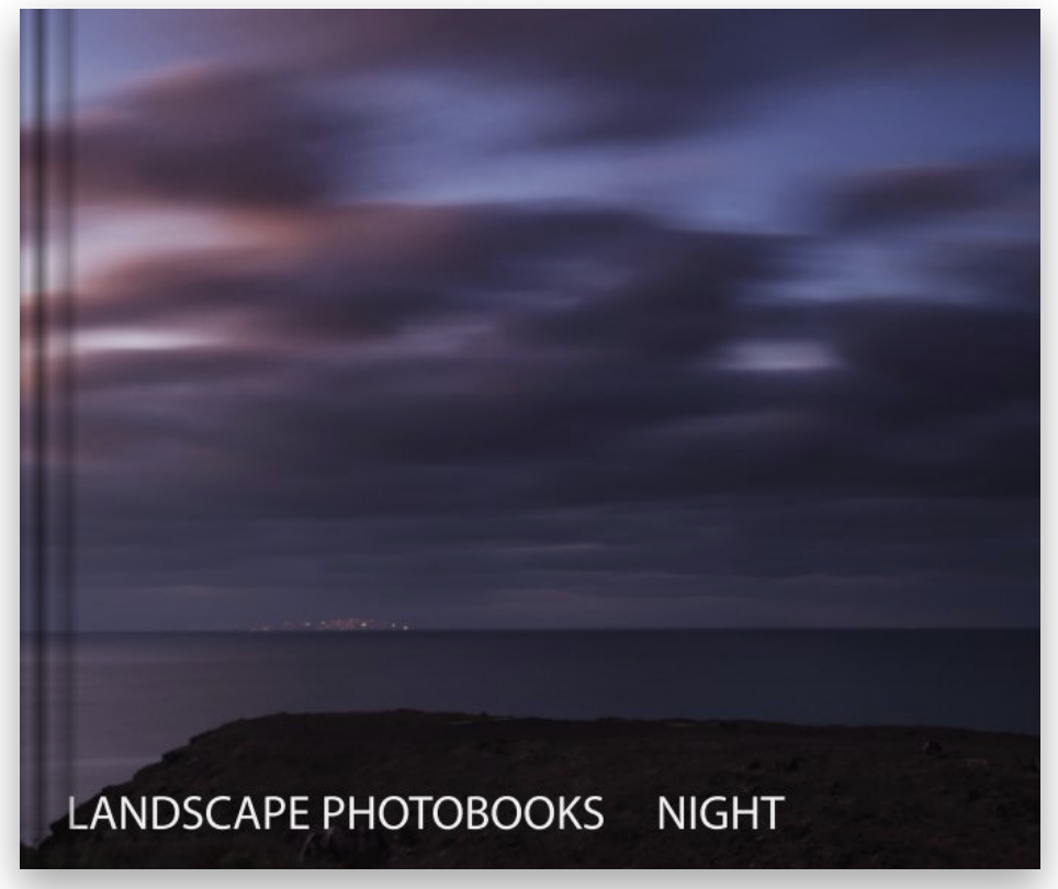 Landscape Photo Books - Night