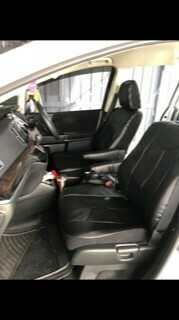 Leatherlook Seatcovers