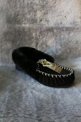 Sheepskin Footwear-Moccasins
