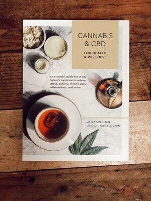 Cannabis & CBD Wellness Book