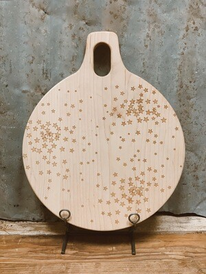Star-Studded Cutting Board