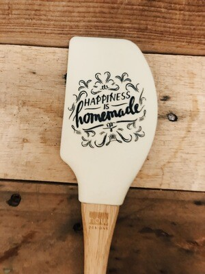 'Happiness is Homemade' Spatula