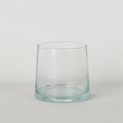Earth-Conscious Glass Tumbler