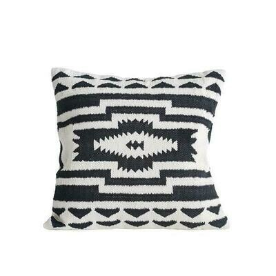 Hand-stitched Throw Pillow