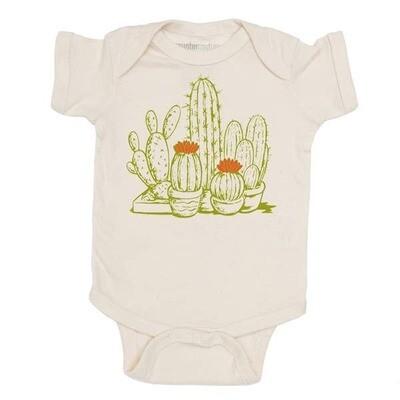 Cactus Onesie