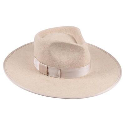 Ranchero felt hat