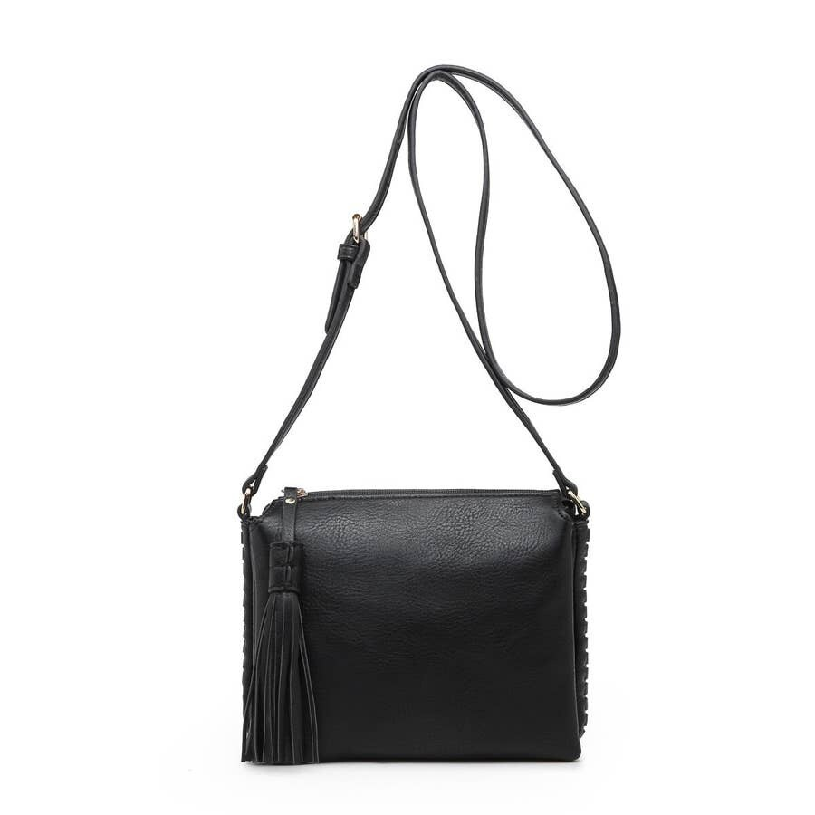 Black Vegan Bag