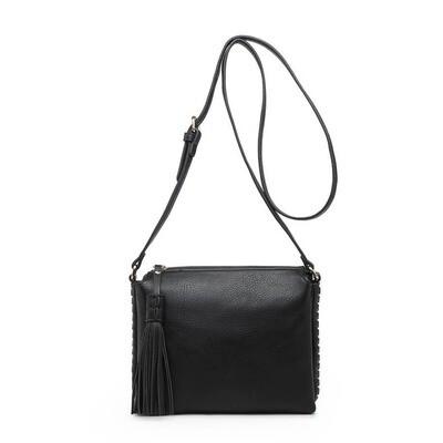 Black Vegan Bag