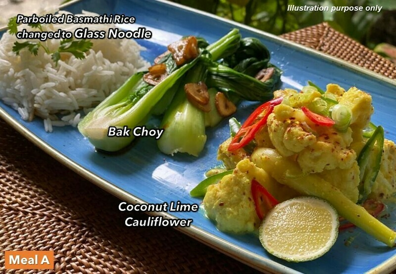 17 Mar (WED) [Creamy Cauliflower   Roots & Veg   Superfood Salad]