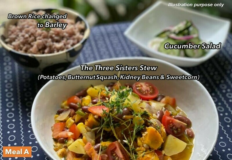 12 Mar (FRI) [Three Sisters Stew   Popeye's Favourite   Nasi Lemak 2.0]