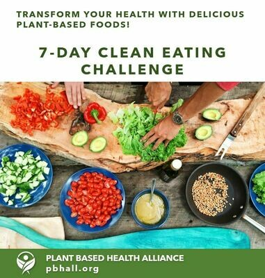 7-Day Clean Eating Challenge