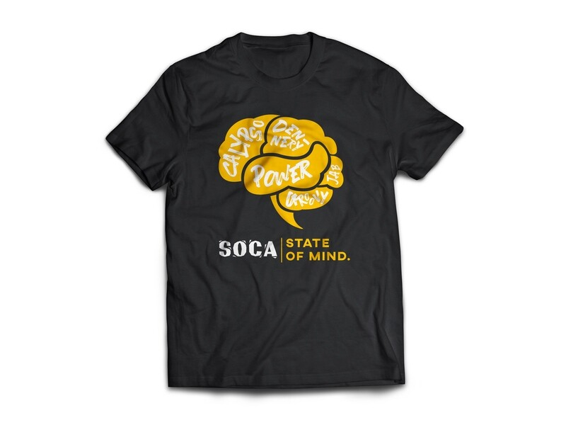 Soca State of Mind Unisex Tee (Limited Edition)