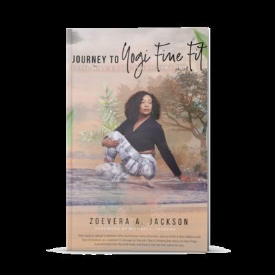 Journey to Yogi Fine Fit- Print book