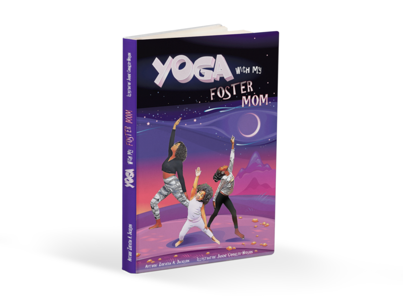 Yoga with my Foster mom Online Flip book