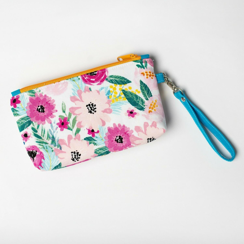 Wildflower Wristlet - Florals