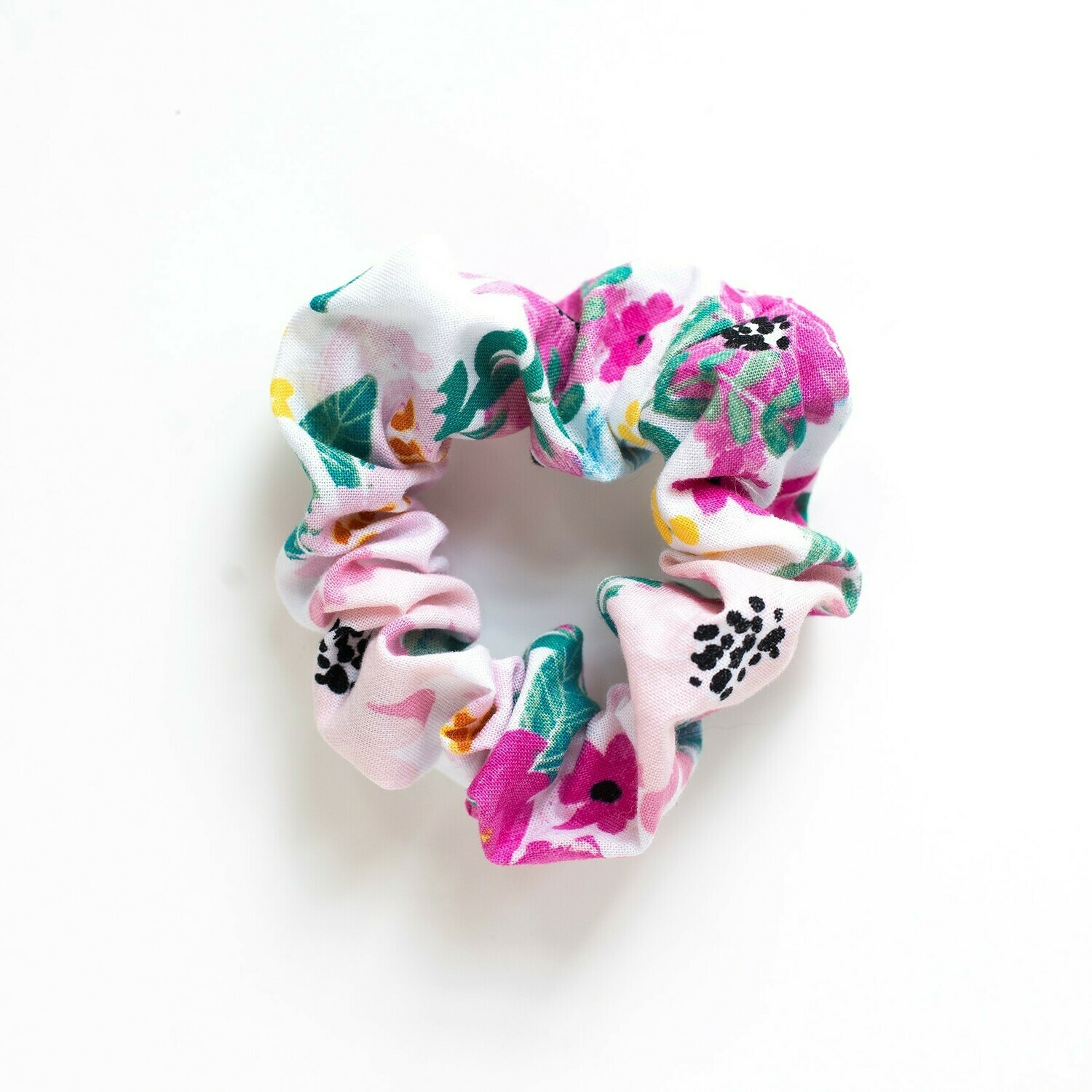 Sunland Scrunchie - Cotton - Florals