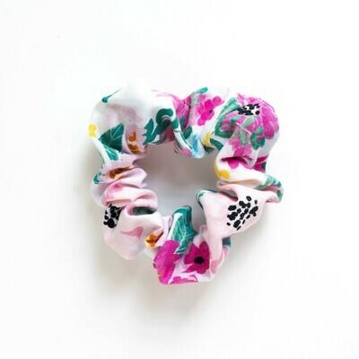 Sunland Scrunchie - Cotton - Florals