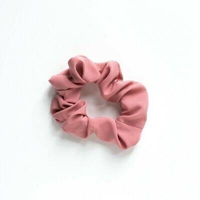 Sunland Scrunchie - Chiffon - Mauve Pink