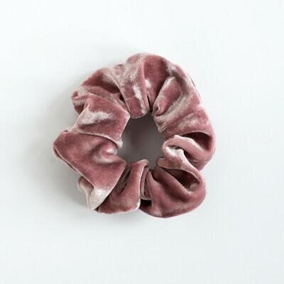Sunland Scrunchie - Velvet - Rose Pink