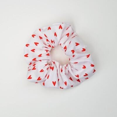 Sunland Scrunchie - Cotton - Hearts