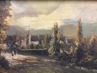 Deaca, George - Landscape
