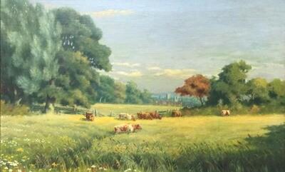 Fisher, William Mark - Landscape