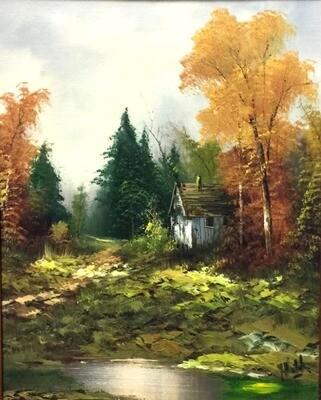 Hill - Autumn