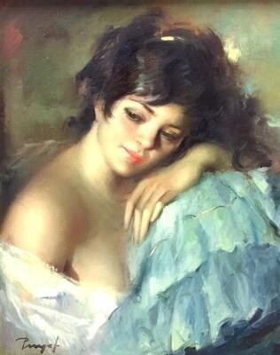 Puyet, Jose' - Beauty, Young Girl