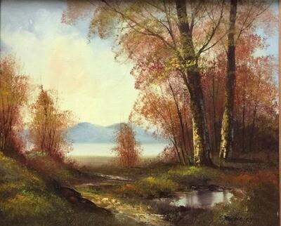 Shacsihata, (?) - Landscape
