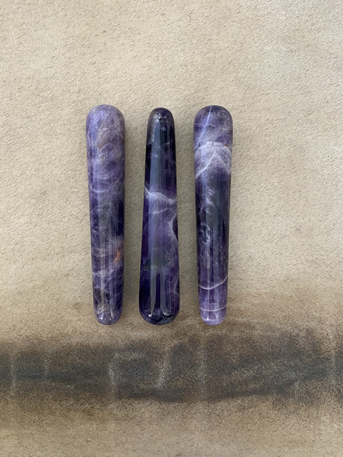 Amethyst Acupoint & Massage Wand