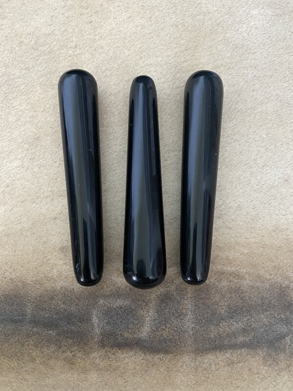 Obsidian Acupoint & Massage Wand