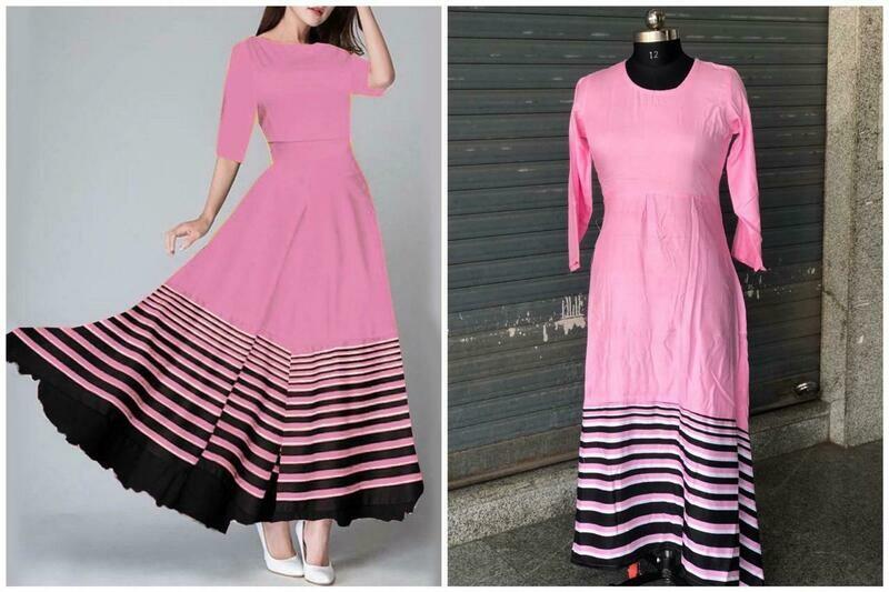 Maharani long gown