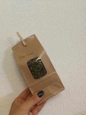 thé menthe poivrée