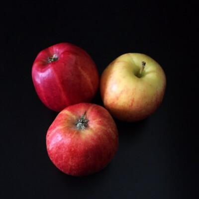 Pomme chasse petite dès