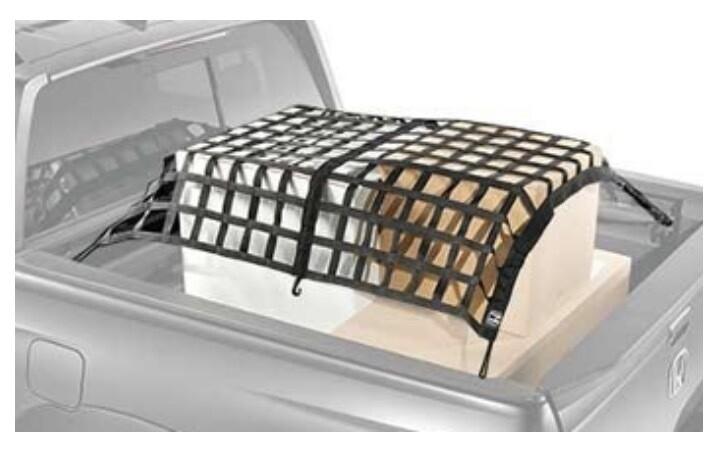 Honda Ridgeline Bed Cargo Net