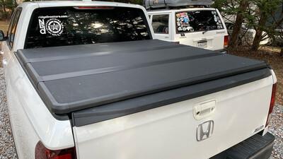 Honda Ridgeline OEM Hard Tonneau Bed Cover FITS 2021